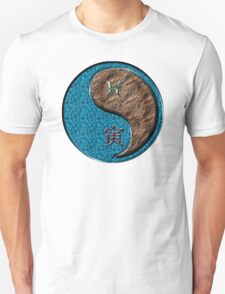 Pisces & Tiger Yang Earth Unisex T-Shirt