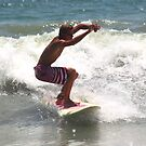The Surfer  by Stormy Brannan