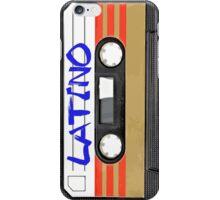 Latino - Latin Music Cassette Tape iPhone Case/Skin