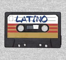 Latino - Latin Music Cassette Tape by RestlessSoul