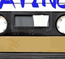 Latino - Latin Music Cassette Tape Sticker