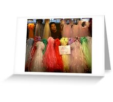 Accessorize Greeting Card