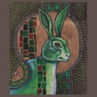 Rabbit Tee by Lynnette Shelley