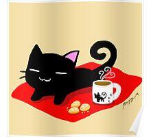 Jiji Tea Time Poster