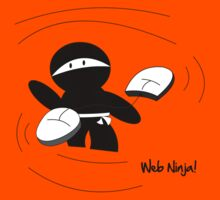 Web Ninja! by Christopher Wardle-Cousins