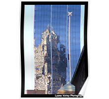 Fractal Reflection Poster
