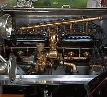 1912 Rolls-Royce Engine by TeeMack