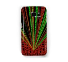 BIG CITY-PRESSURE POINT-NEON/ABSTRACT Samsung Galaxy Case/Skin