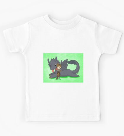 How to Train Your Dragon 2 Kids Tee