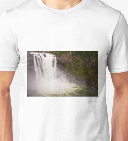 Snoqualmie Falls Unisex T-Shirt