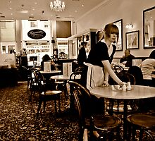 The Old Tearooms by Pat Shawyer
