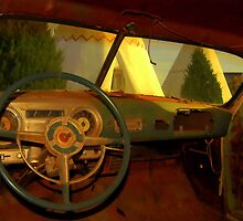 Car Trouble by Christine Elise McCarthy