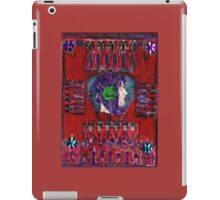 Daydreaming In Art Nouveau iPad Case/Skin