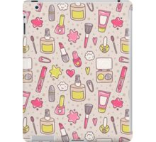 make up kit iPad Case/Skin