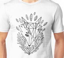 Sketch fox Unisex T-Shirt