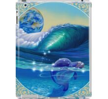 Ocean World a3 iPad Case/Skin