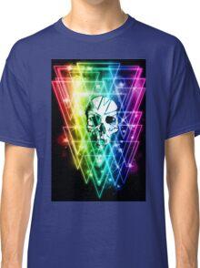 Retro Skull Classic T-Shirt