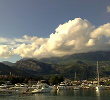 Budva by Stephen Maxwell