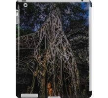 Ancient Roots iPad Case/Skin