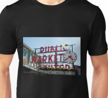 Pike Place Market Unisex T-Shirt