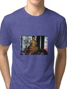 buddha Tri-blend T-Shirt