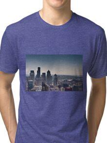Seattle, WA Tri-blend T-Shirt