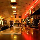 Highland Park Diner by Christine Elise McCarthy