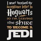 Hogwarts Letter by wreckluse
