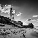 Point Lonsdale Lighthouse  by Christine  Wilson Photography