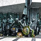 The Warsaw Uprising Monument by Sherri Fink