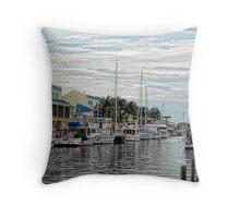 Key Largo Throw Pillow