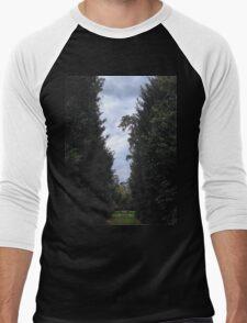 The Maze Men's Baseball ¾ T-Shirt