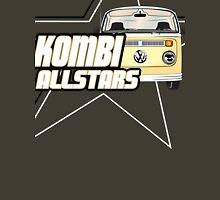 Volkswagen Kombi Tee Shirt - Kombi Allstars Brown Unisex T-Shirt