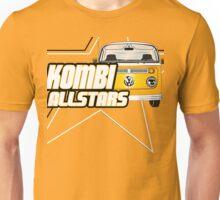 Volkswagen Kombi Tee Shirt - Kombi Allstars Yellow Unisex T-Shirt