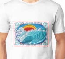 Surreal Wave A3 Unisex T-Shirt