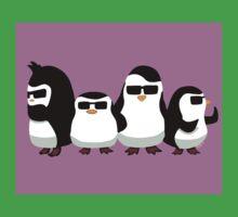 Penguins of Madagascar Kids Tee