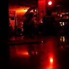 Bogarts Bar by Shelley Karutz