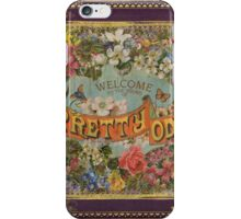 Panic! At The Disco - Pretty. Odd. (Album Cover) iPhone Case/Skin