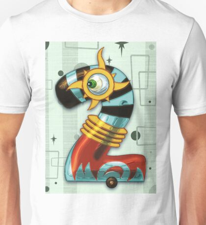 Super Number 2 Unisex T-Shirt
