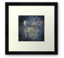 Fetch by Jennifer Anichowski Framed Print