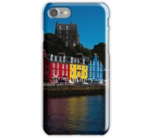 Colorful Tobermory iPhone Case/Skin