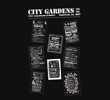 City Gardens - Punk Card Tee Shirt (v. 3.1) Unisex T-Shirt