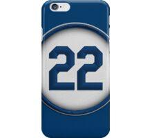 22 - The Claw (alt version) iPhone Case/Skin