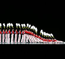 Rockettes by Nancy Carman