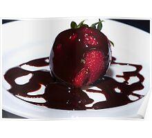 Choco-strawberrylicious Poster