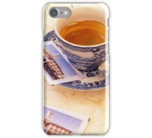 Un Cafe iPhone Case/Skin