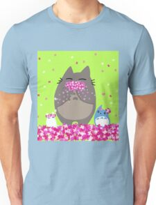 Totoro Spring Unisex T-Shirt