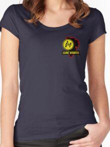 INGEN Game Warden Women's Fitted Scoop T-Shirt