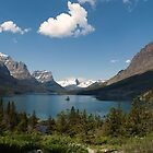 Saint Mary Lake by CraigL