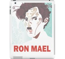 RON MAEL natural pattern design iPad Case/Skin